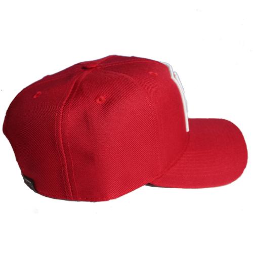 Boné Snapback Baseball Vermelho - Cladar