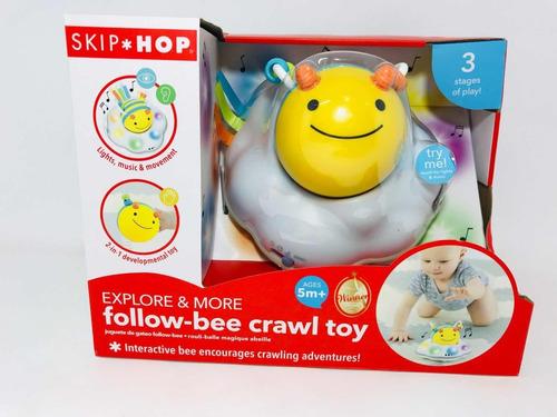 Abelha Skip Hop Explore & More Follow-bee Crawl Toy