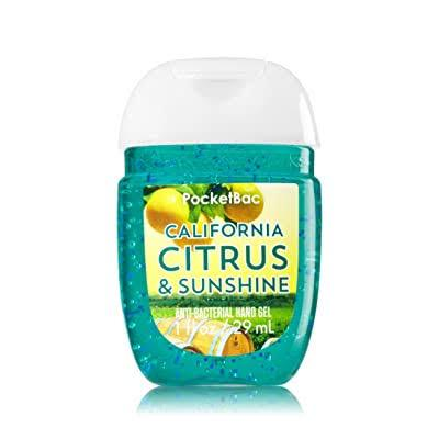ÁLCOOL GEL - CALIFORNIA CITRUS & SUNSHINE - BATH & BODY WORKS