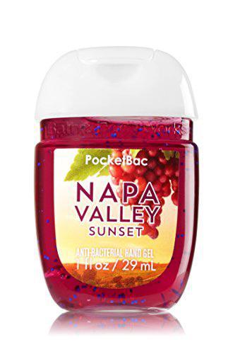 ÁLCOOL GEL - NAPA VALLEY SUNSET - BATH & BODY WORKS