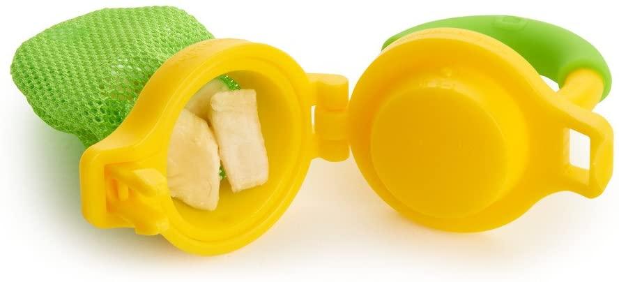 CHUPETA DE FRUTAS - Fresh Feeder Verde e Amarelo - Munchkin
