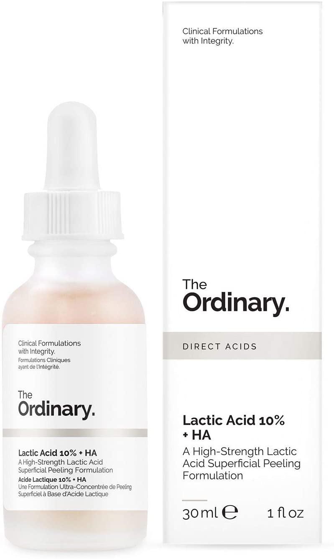 LACTIC ACID 10% + HA - THE ORDINARY