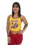 Cropped Premium Lakers