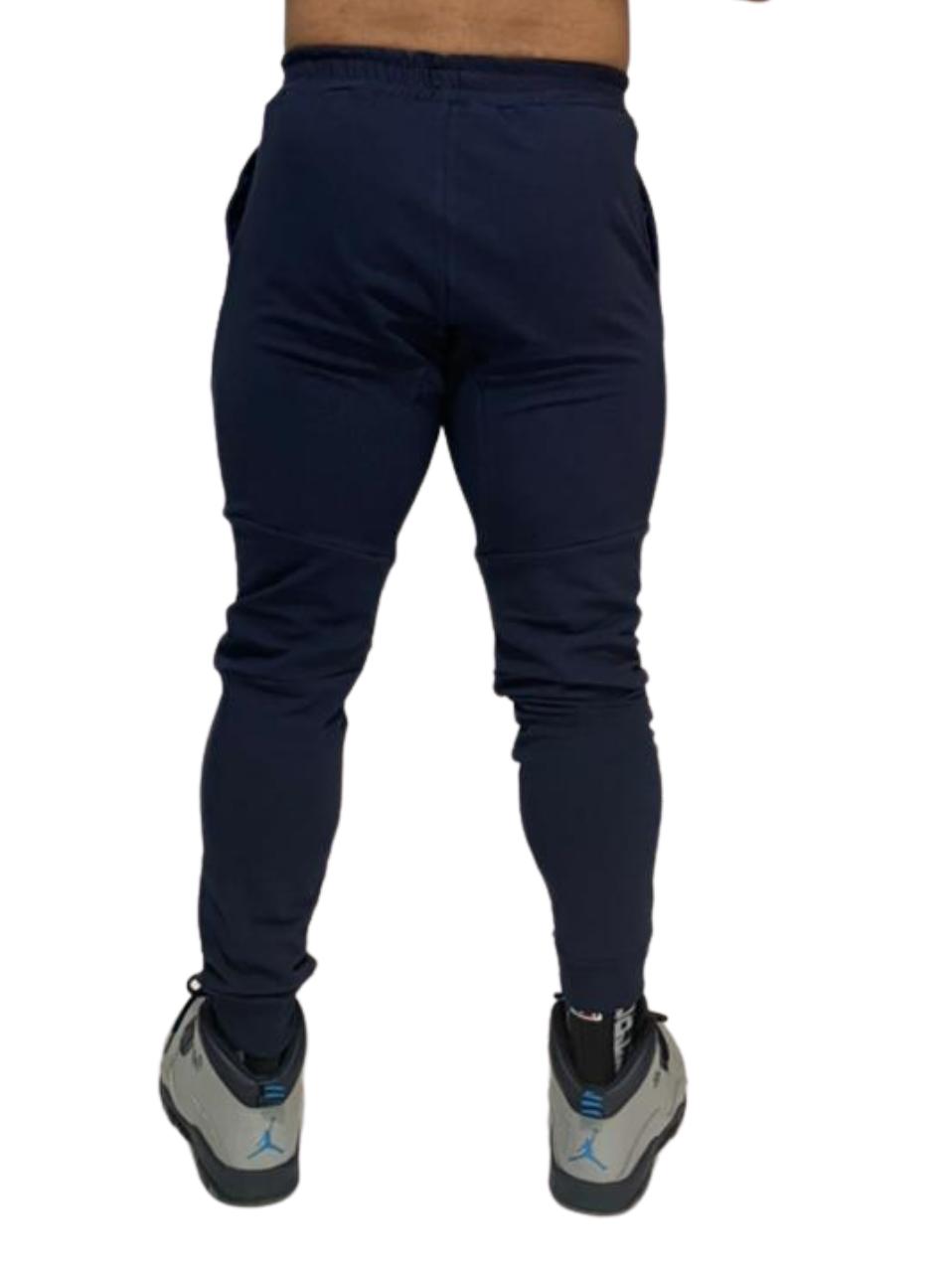 Calça Saruel Azul Marinho