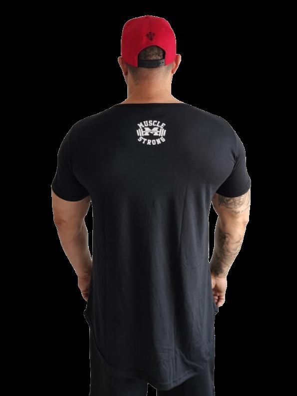 Camiseta Long Data