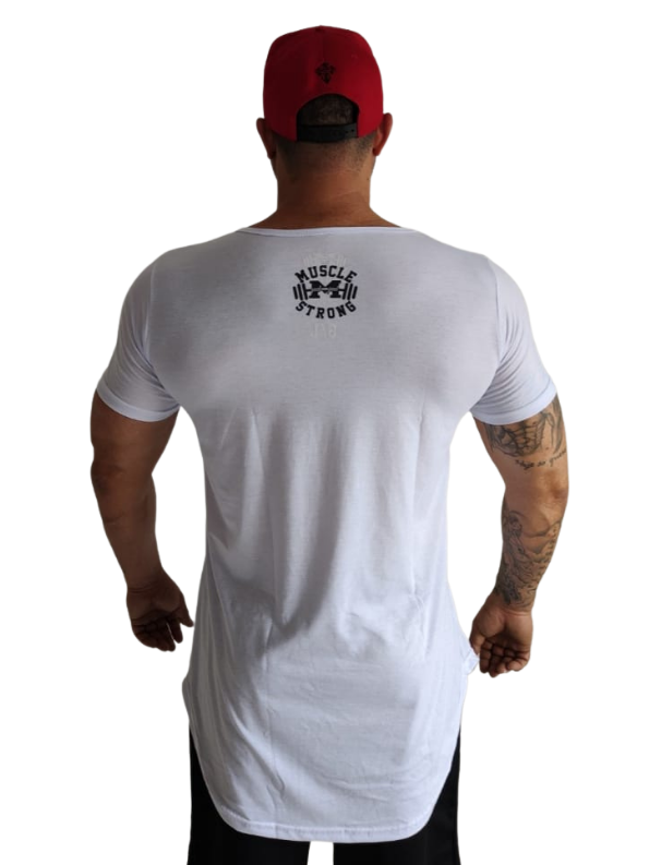 Camiseta Long Logo
