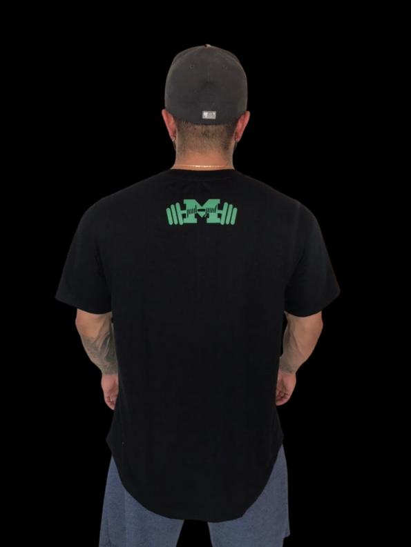 Camiseta Premium 13 Verde