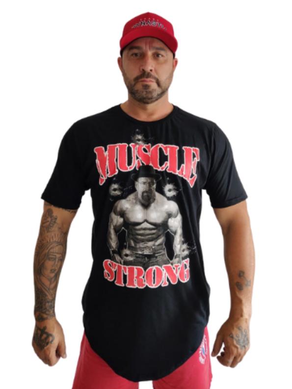 Camiseta Strong Breaking Bad