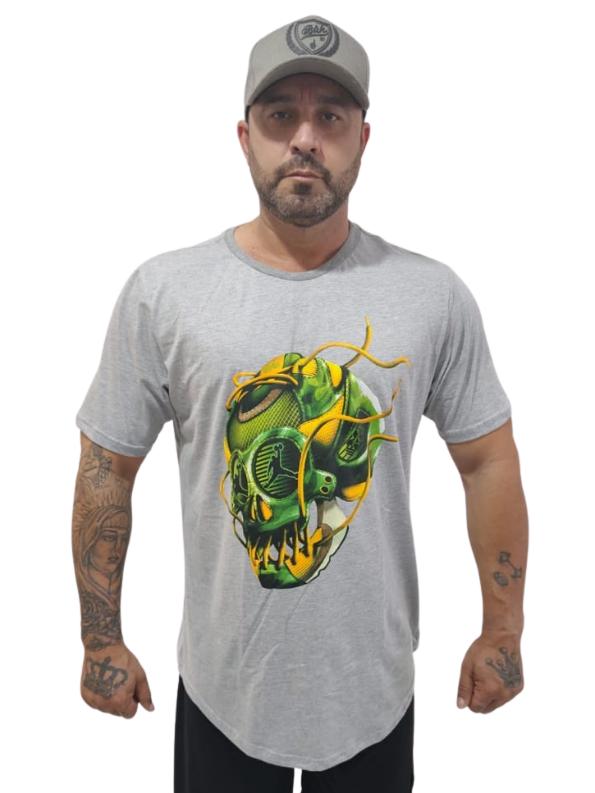 Camiseta Strong Caveira Tênis