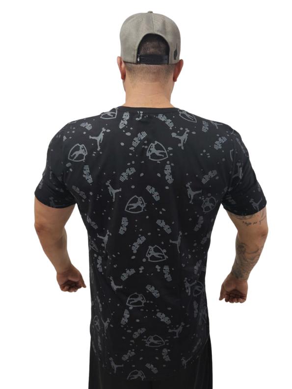 Camiseta Strong Full Print