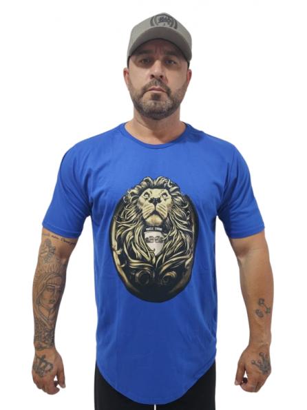 Camiseta Strong Leão