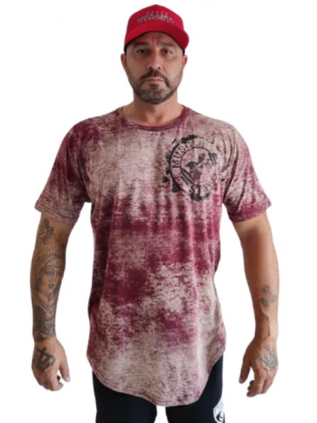 Camiseta Strong Laser Wash