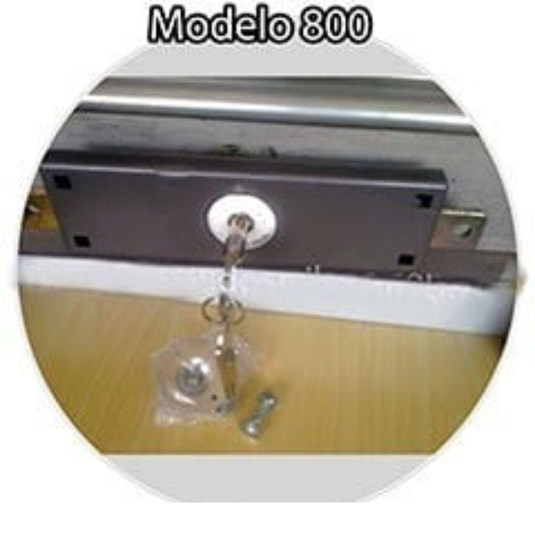 FECHADURA MILANO CENTRAL 800