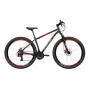 Bicicleta Caloi Supra Aro 29 Tam.M 21v Cinza