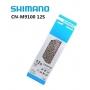 Corrente Shimano Xtr 12v M9100 138 Link + Quicklink