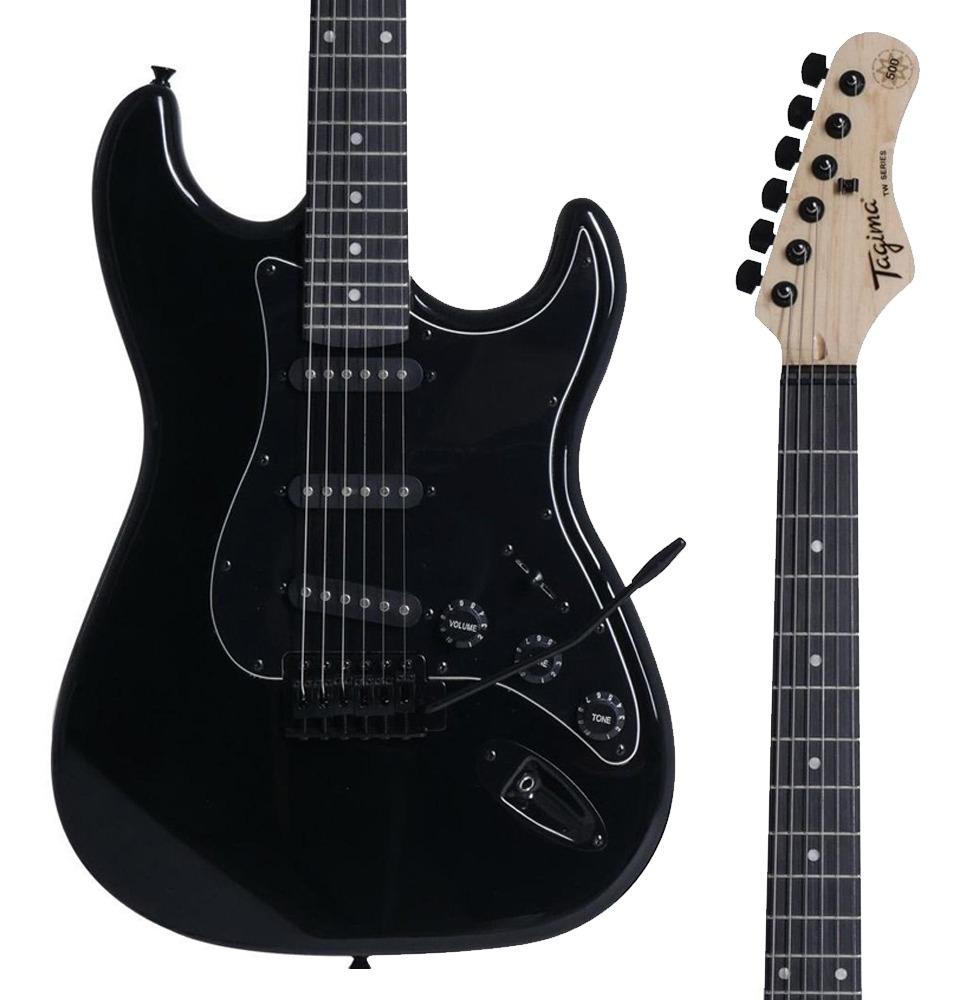 Guitarra Stratocaster Tagima TG 500 Woodstock