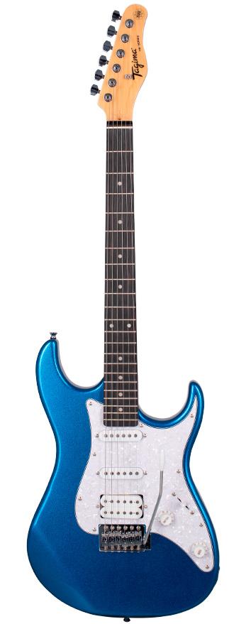 Guitarra Stratocaster Tagima TG 520 Woodstock