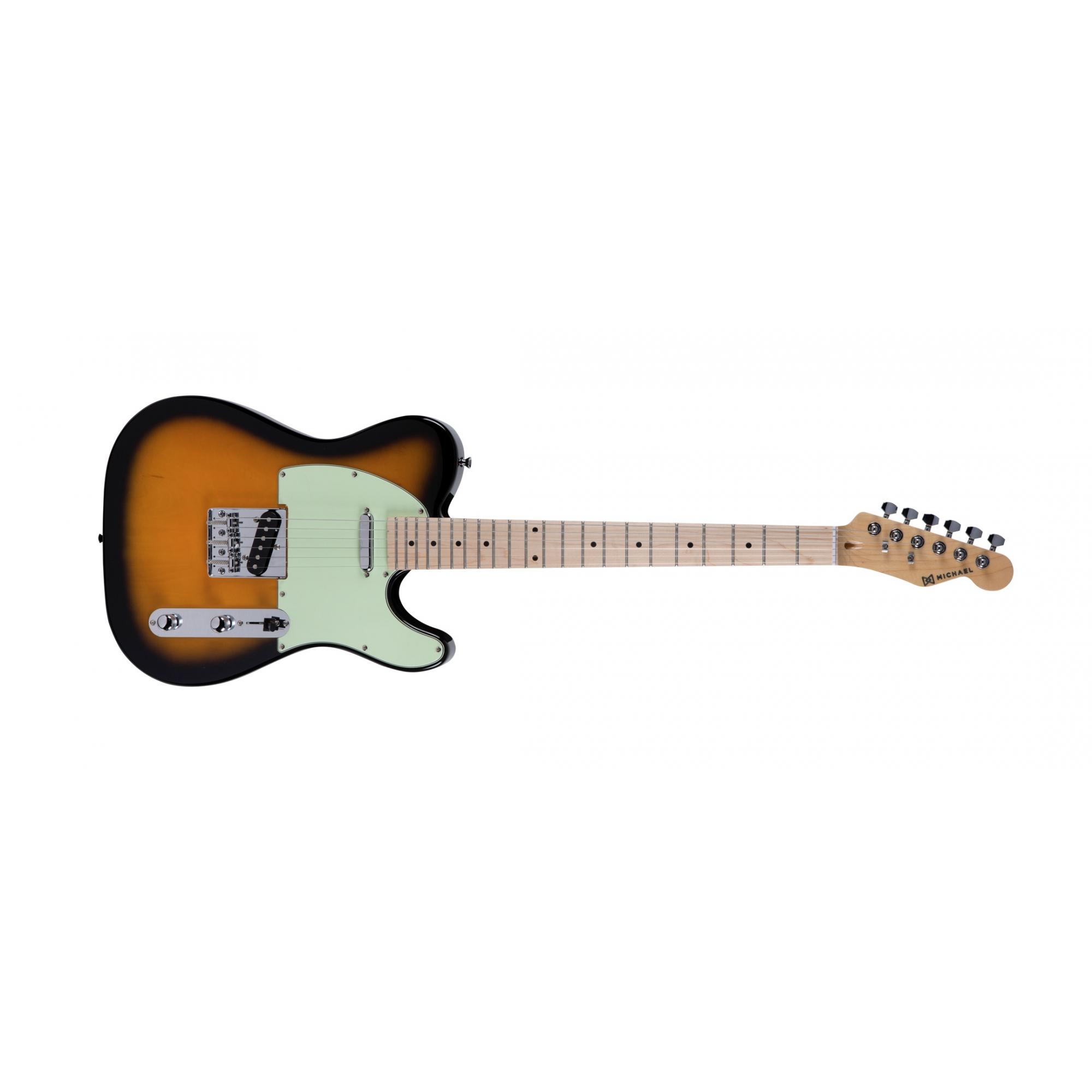 Guitarra Telecaster Michael Slide GM385N VS