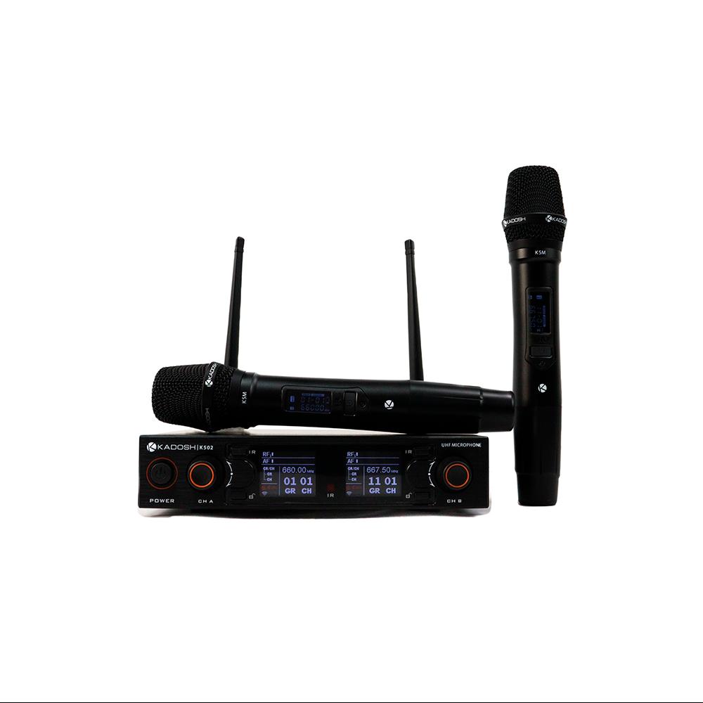 Microfone Kadosh K502M