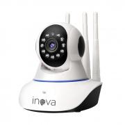 Câmera Inteligente Robô Wi-Fi 3 Antenas 720p Onvif Cam-5702