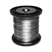 Carretel Fio de Aço Inox para Cerca Elétrica 0,45mm