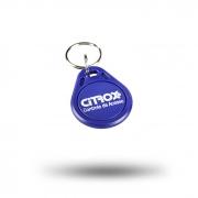 Chaveiro de Proximidade p/ Controle de Acesso RFID 125Mhz CX-7402 Citrox