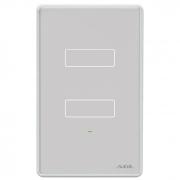 Interruptor Inteligente Touch WiFi 02 Teclas