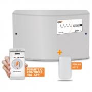 Kit Eletrificador de Cerca Ajustável 18K + Módulo Wifi