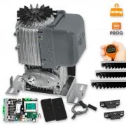 Kit Motor para Portão Deslizante DZ Eurus Steel JetFlex 4seg