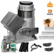 Kit Motor para Portão Deslizante Industrial DZ 1500 IND. JetFlex Facility 4seg