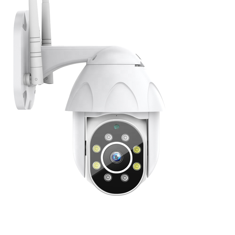 Câmera Inteligente Speed Dome Wi-Fi 1080p Onvif Cam-5707