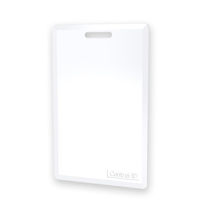 Cartão de Proximidade Clamshell ASK RFID 125Mhz ControliD