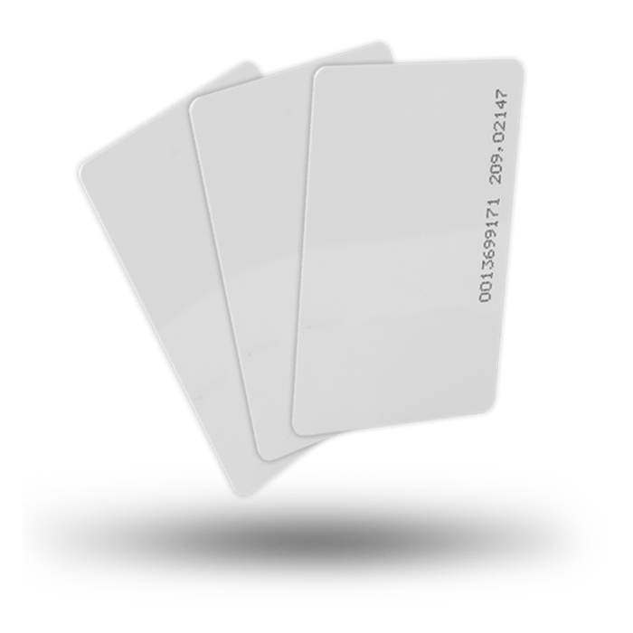 Cartão de Proximidade RFID 125Mhz CX-7401 Citrox