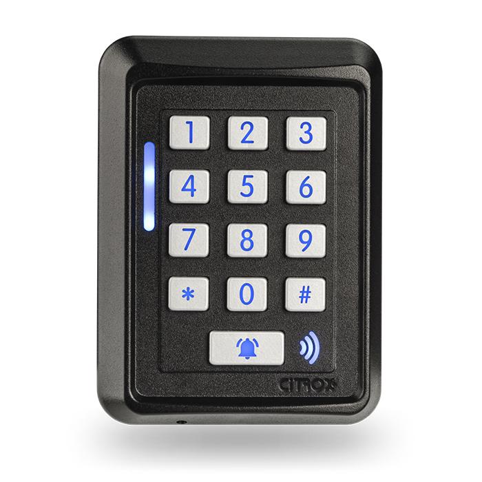 Controladora de Acesso Senha e Cartão Flex Wave CX-7016