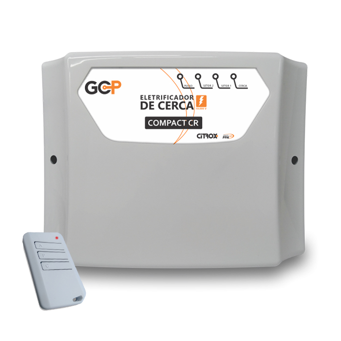 Eletrificador de Cerca Residencial Compact CR