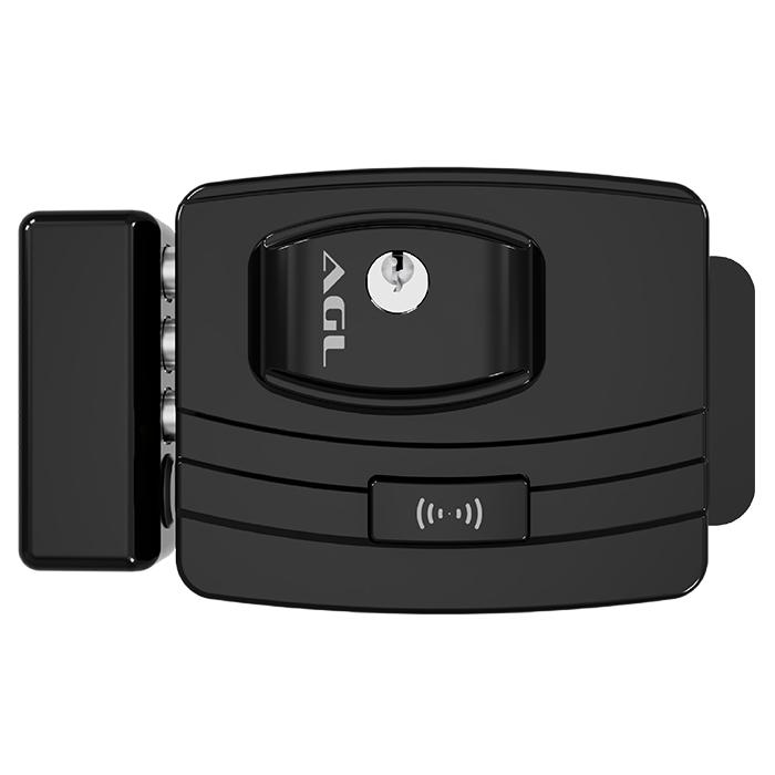 Fechadura Eletrônica Intêligente Para Portão Ultra Magic