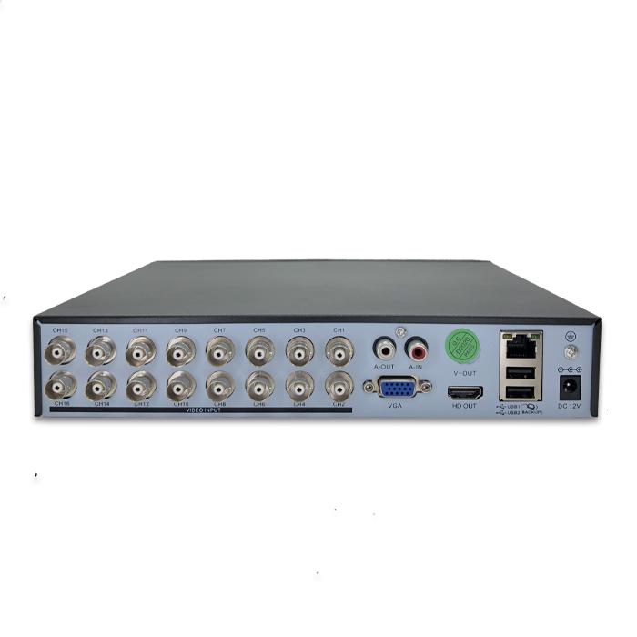 Gravador Stand Alone Multi-Modo Full HD XVR 16Ch Citrox