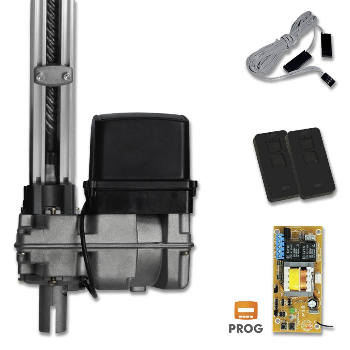 Kit Motor para Portão Basculante BV Home Custom Analógico 16s