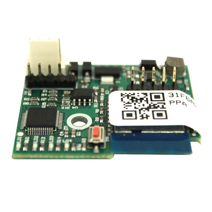 Módulo Para Acionamento do Portão Jetflex via Internet Contatto Wi-fi Connect PPA