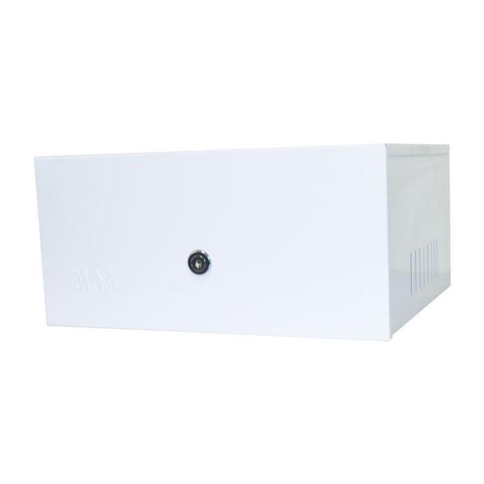 Rack Organizador Metálico para CFTV Mini Light c/ 2 Chaves