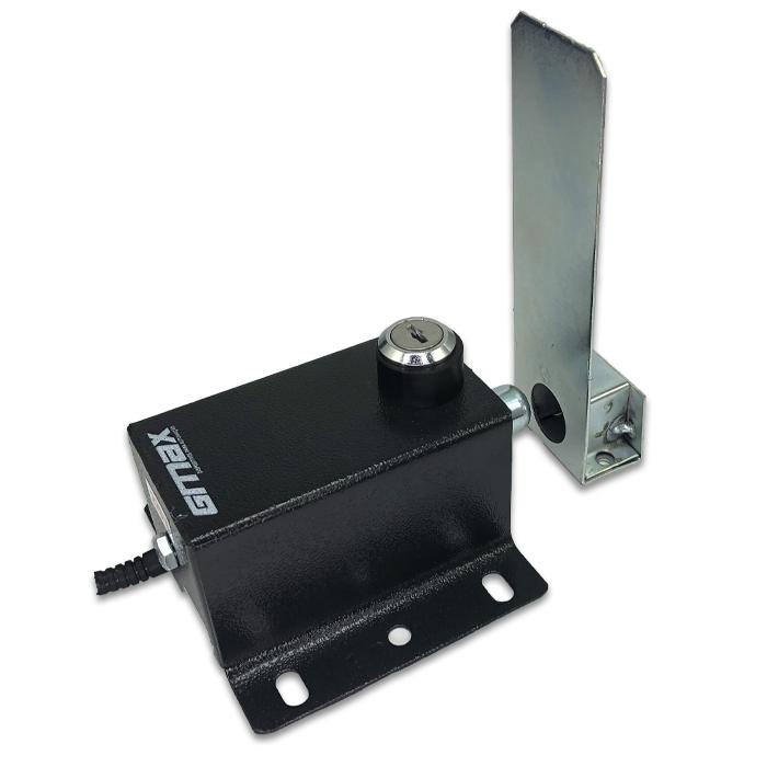 Trava Eletromagnética Universal para Motor de Portão c/ Temporizador Gmax