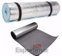 Isolante térmico NTK aluminizado fabricado em EVA ultra-leve e atóxico