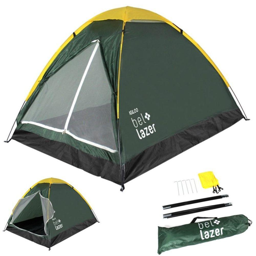 BARRACA CAMPING IGLOO 3 BEL FIX
