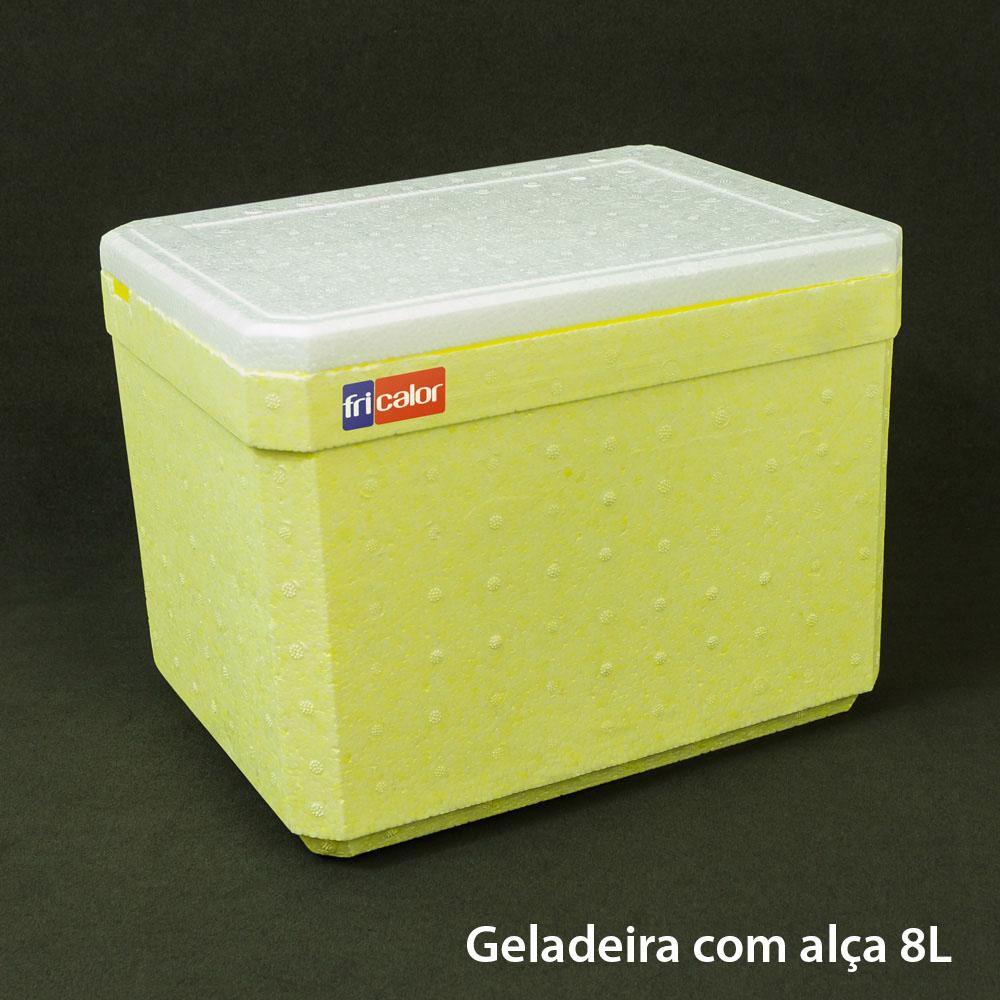 CAIXA DE ISOPOR 08 LTS