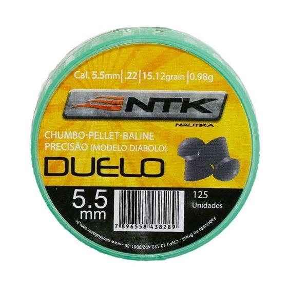 CHUMBINHO NTK DUELO 5.5MM