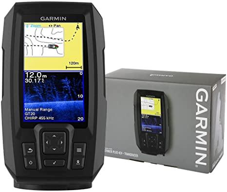 GPS SONAR GARMIN PLUS 4CV