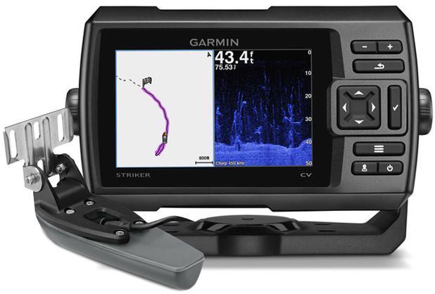 GPS SONAR GARMIN SRTRIKER 5CV PLUS