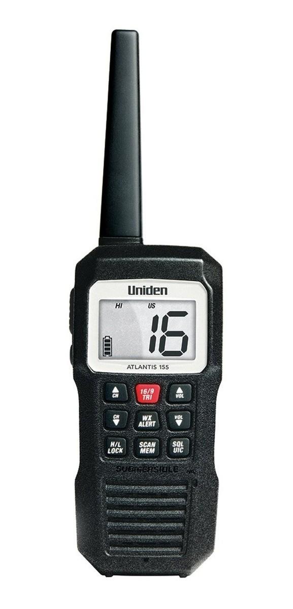 RADIO MARÍTIMO ATLANTIS 155 UINIDEM