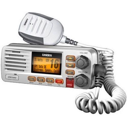 RADIO NÁUTICO FIXO UNIDEM UM 385