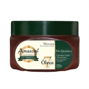 MÁSCARA AMAZONÍ 7 ÓLEOS NUTRIFUNCIONAIS 350g